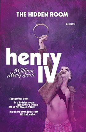 BWW Review: HENRY IV - Hidden Room Rocks Shakespearean History
