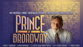 Rehearsals Begin Today for PRINCE OF BROADWAY, Performance Schedule Announced