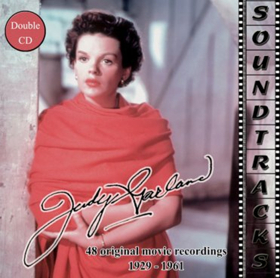 Classic Film Scores Featured on Judy Garland: Soundtracks, Out Today