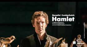 Benedict Cumberbatch's HAMLET Returns to Cinemas this October with National Theatre Live