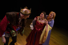 BWW Review: Matt Anderson Slays as RICHARD III at IndyFringe Theatre