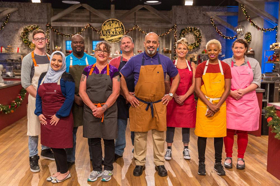 Food Network Sweetens Up the Holidays with HOLIDAY BAKING CHAMPIONSHIP and CHRISTMAS COOKIE CHALLENGE