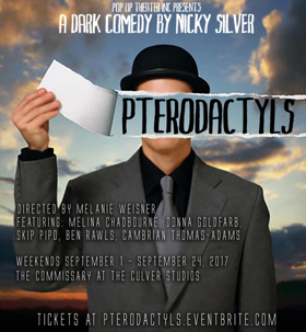 Review: PTERODACTYLS Ponders the Extinction of a Traditional American Family Due to Self-Indulgence