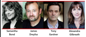 Full Company Announced For THE LIE at Menier Chocolate Factory