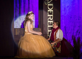 INTO THE WOODS Brings Storybook Characters, Toe-Tapping Music, and All of The Drama to Escondido