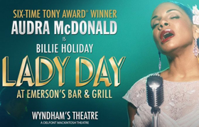 Flash Sale: Great Ticket Deals For LADY DAY AT EMERSON'S BAR & GRILL