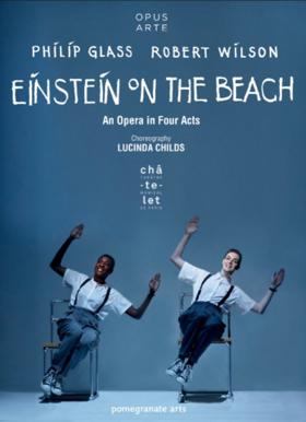 EINSTEIN ON THE BEACH Gagne Le Prix de la Critique 2016-2017