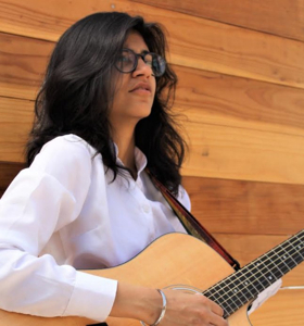 Singer Janvi Anand Releases New Album 'Faces of Love'