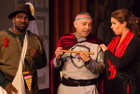 BWW Review: In Series Stages THE MAGIC FLUTE at Masonic Temple