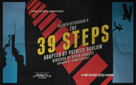 Actors Co-Op Theatre Company Kicks Off 26th Season with THE 39 STEPS
