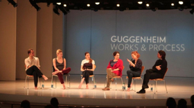 Works & Process at the Guggenheim Presents Open Rehearsal: Steve Reich and Ensemble Signal