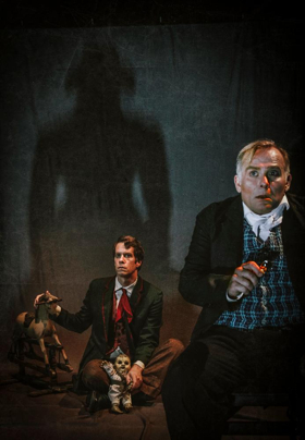 THE WOMAN IN BLACK Terrifies Audiences at the Playhouse on the Park This Halloween Season