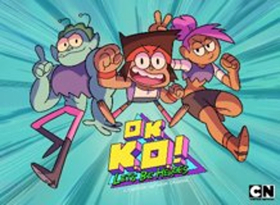 Cartoon Network Powers Up San Diego Comic-Con with OK K.O.! Let's Be Heroes