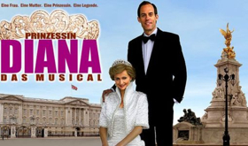 PRINCESS DIANA THE MUSICAL Offering Free CD in Honor of Diana's Wedding Anniversary