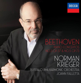 New Recording of Beethoven Piano Concerti Nos. 3 & 5 Now Available on Decca Records