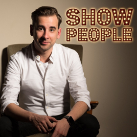 Arion Productions Launches 'The Show People Podcast with Andrew Keates'