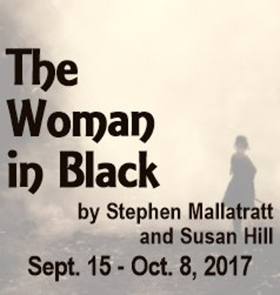 Clague Playhouse's 90th Season Opens with THE WOMAN IN BLACK
