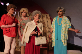 Hell in a Handbag's GOLDEN GIRLS - THE LOST EPISODES Extends at Mary's Attic