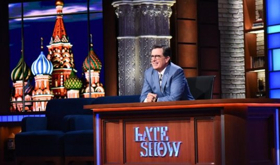 THE LATE SHOW with STEPHEN COLBERT's 'Russia Week' Scores Big Ratings Win in Late Night