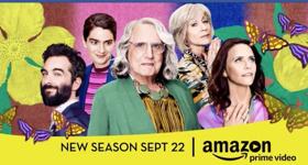 Amazon Greenlights Fifth Season of Jill Soloway's Emmy Award Winning Series TRANSPARENT