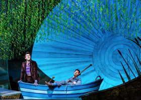 THE WIND IN THE WILLOWS to End Summer Run at the London Palladium This September