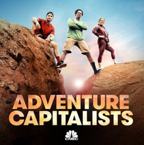 CNBC Premieres Season Two of ADVENTURE CAPITALISTS, Today