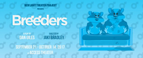 BREEDERS Comedy to Launch New Light Theater Project's NYC Season
