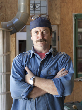 Nick Offerman to Bring 'Full Bush' Stand-Up Tour to Shea's This Fall