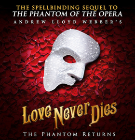 LOVE NEVER DIES Will Play Atlanta's Fox Theatre, 11/28-12/3