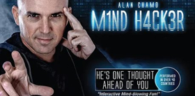 Alan Chamo's M1ND H4CK3R to Mystify Audiences at Colony Theatre
