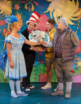 BWW Review: STAGES St. Louis's Incredibly Fun SEUSSICAL
