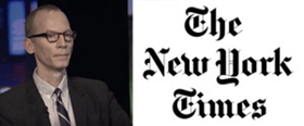 The New York Times Reaches Settlement with Charles Isherwood