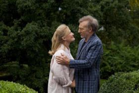 First Look - Glenn Close & Patrick Stewart Star in THE WILDE WEDDING