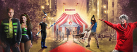 BIG APPLE CIRCUS to Welcome Global Acts for Return to Lincoln Center