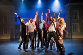 Breaking: GETTIN' THE BAND BACK TOGETHER Will Arrive on Broadway Next Summer!