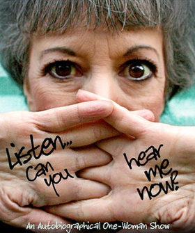 United Solo Theatre Festival Presents The Encore Performance Of LISTEN CAN YOU HEAR ME NOW?