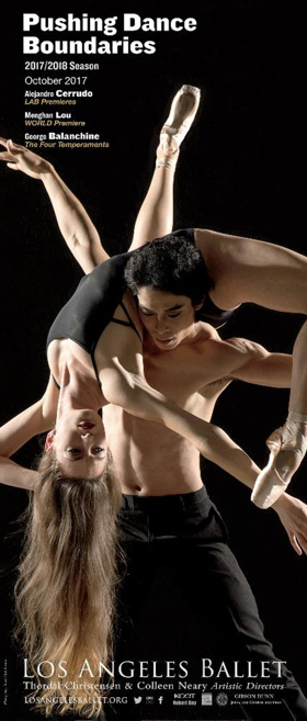 Review: LA Ballet's PUSHING DANCE BOUNDARIES Presents Avant-Garde Works From 3 Remarkable Choreographers