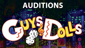 Rivertown Theaters Announces Auditions for GUYS AND DOLLS