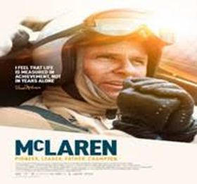 Gunpowder & Sky Sets National Distribution of McLaren Documentary For Today