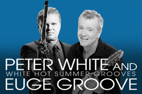 Peter White & Euge Groove to Bring the Heat to The Lyric This Weekend
