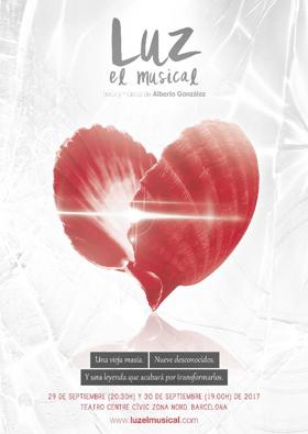 LUZ, un nuevo musical que aúna drama, comedia e intriga