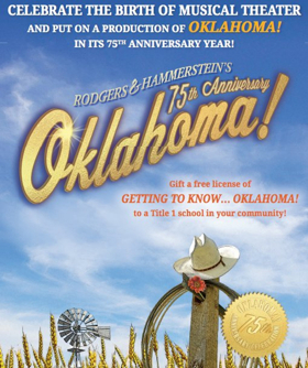R&H and EdTA Collaborate to Celebrate the 75th Anniversary of OKLAHOMA!