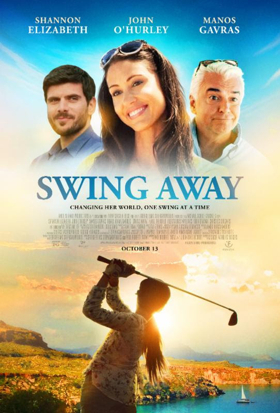 SWING AWAY Opens in Limited Release and VOD 10/13