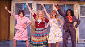 MENOPAUSE THE MUSICAL to Return to Capitol Center for the Arts This Fall