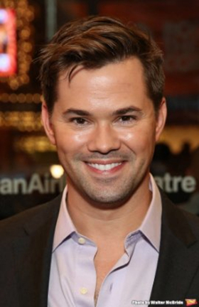 Memoir On the Way from Tony Nominee Andrew Rannells
