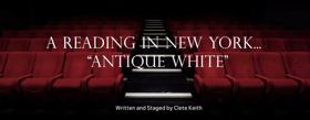 John Rubinstein, Mary Beth Peil and Jenn Colella to Headline ANTIQUE WHITE Reading in NYC