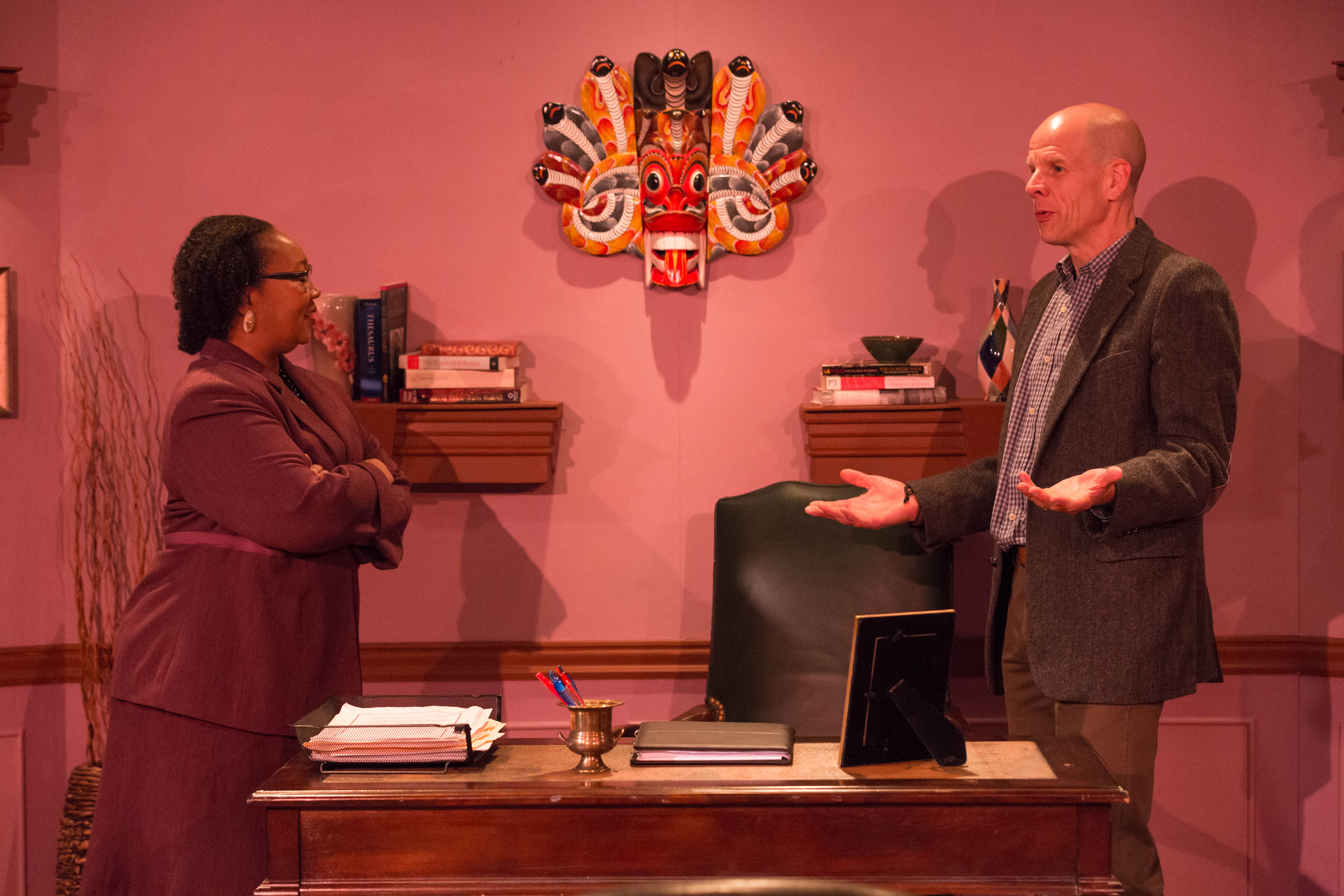 BWW Review: HUMAN RITES Broadens Your Perceptions at Phoenix Theater