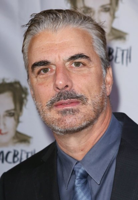 Chris Noth, Barry Shabaka Henley, and Cherry Lane Theatre Present THE BENCH this Fall