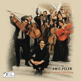 Cellist Amit Peled to Release Peabody Cello Gang Album 10/27