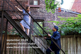 TheatreHN Examines Relationships in THE LAST FIVE YEARS